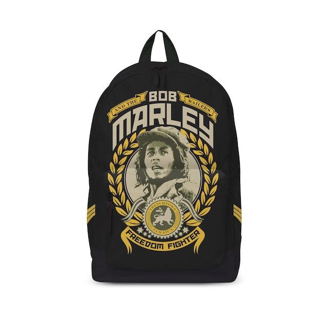 Bob Marley - Backpack - Freedom Fighter- Pre-Order