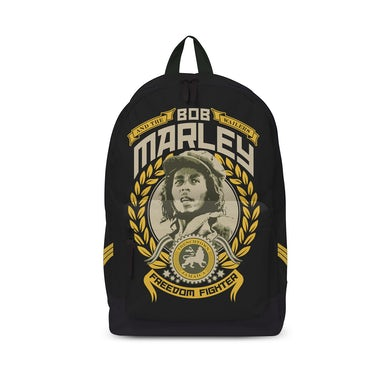Rocksax Bob Marley Backpack - Freedom Fighter