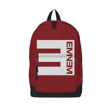 Eminem Backpack - E
