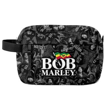 Rocksax Bob Marley Washbag - Collage