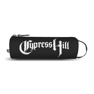 Cypress Hill - Pencil Case -  Logo- Pre-Order