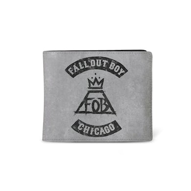 Fall Out Boy Wallet - Chicago