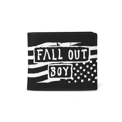 Fall Out Boy - Wallet -  Flag