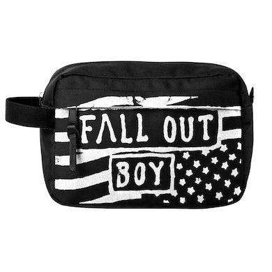 Fall Out Boy Washbag - Flag