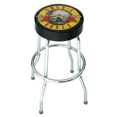 Rocksax Guns N' Roses Bar Stool - Roses