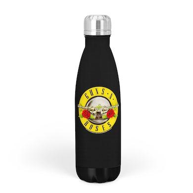 Rocksax Guns N' Roses Drinks Bottle - Bullet Logo