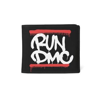 Run DMC - Wallet -  Graffiti
