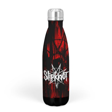 Slipknot Drinks Bottle - Glitch
