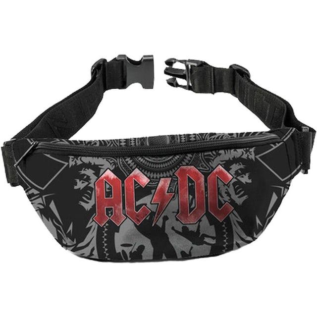 Acdc New AC/DC - Bum Bag - Black Ice