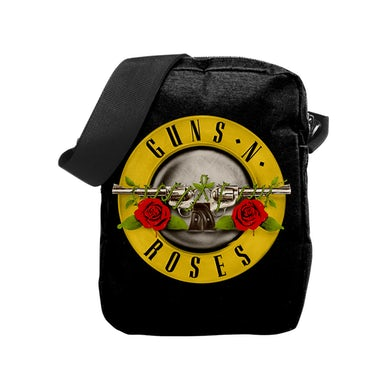 Rocksax Guns N' Roses Crossbody Bag - Roses Logo