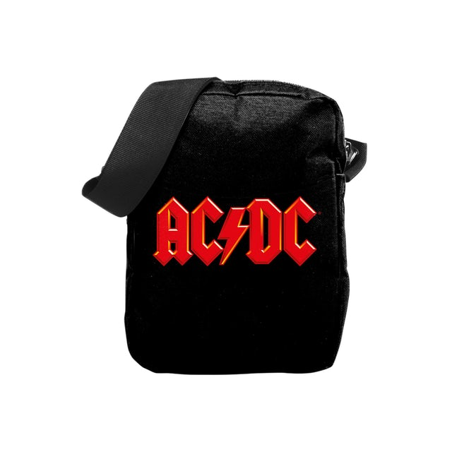 AC/DC Crossbody Bag - Red Logo- Pre-Order