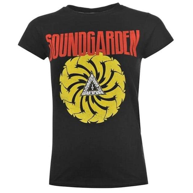 Soundgarden Black T Shirt