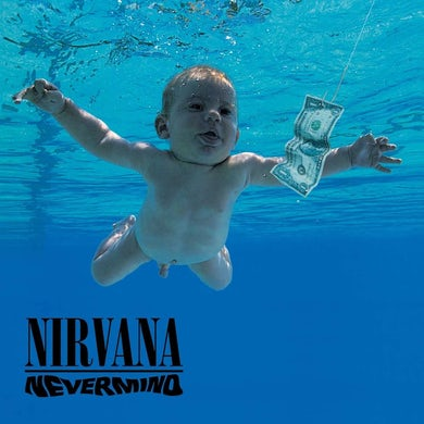Nirvana LP - Nevermind (Vinyl)
