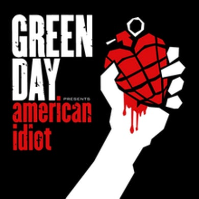 Green Day LP - American Idiot (Vinyl)