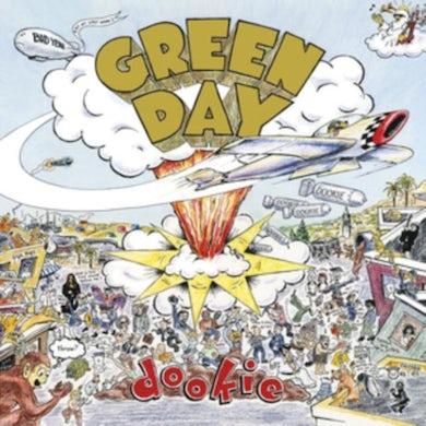 Green Day LP - Dookie (Vinyl)