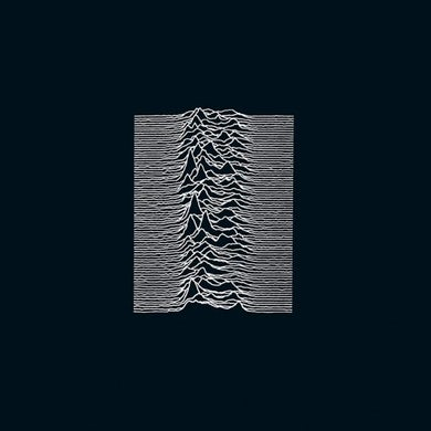 Joy Division - Unknown Pleasures - Vinyl LP Record