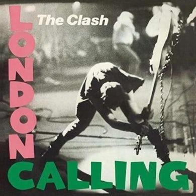 The Clash LP - London Calling (Vinyl)