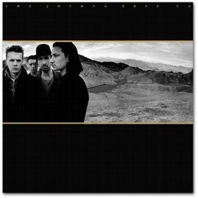 U2 - Joshua Tree- Vinyl L_P Record