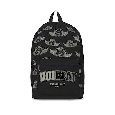 Volbeat - Backpack - Established All Over Print