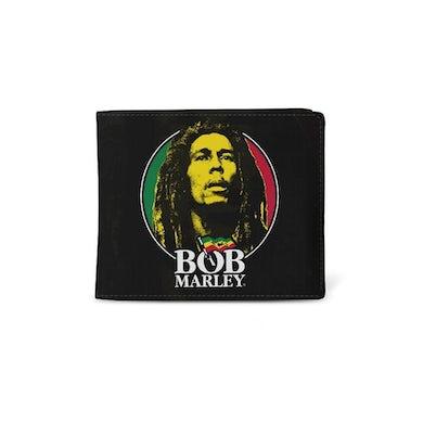Bob Marley Wallet - Circle Logo