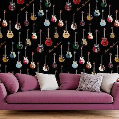 Queen Mural - Brian May Guitars