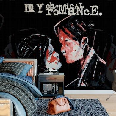 My Chemical Romance Mural - Three Cheers For Sweet Revenge