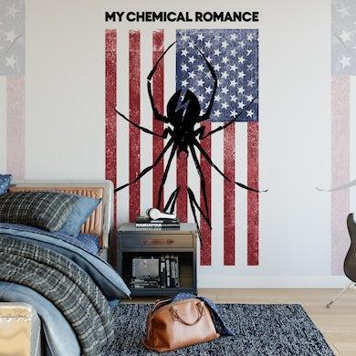 My Chemical Romance Mural - Flag