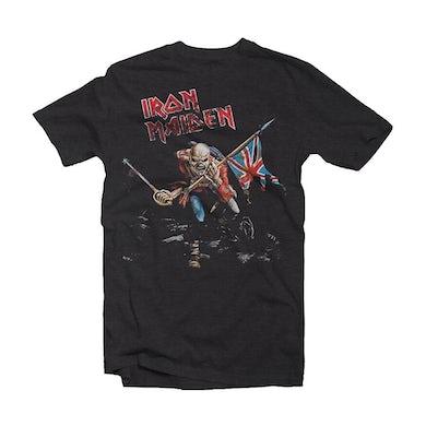 Iron Maiden Vintage T Shirt - '80s Tour