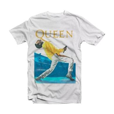 Freddie Mercury Queen Vintage T Shirt