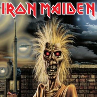 Iron Maiden LP - Iron Maiden (Vinyl)