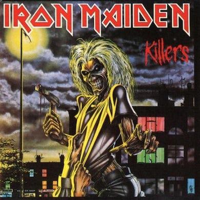 Iron Maiden LP - Killers (Vinyl)