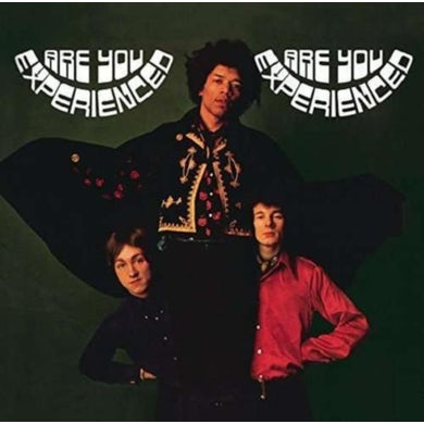 The Jimi Hendrix Experience LP - Are You Experienced (Vinyl)