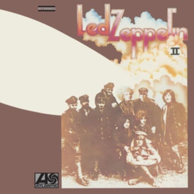Led Zeppelin LP - Led Zeppelin II (Vinyl)
