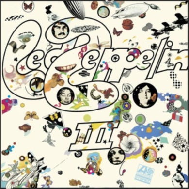 Led Zeppelin LP - Led Zeppelin III (Vinyl)