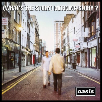 Oasis LP - (What's The Story) Morning Glory? (Vinyl)
