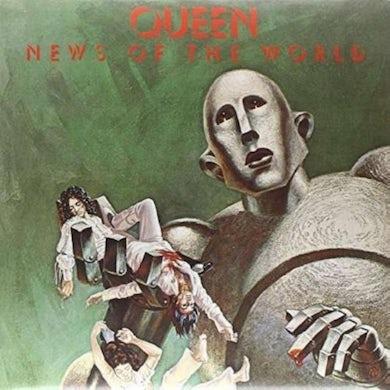 Queen LP - News Of The World (Vinyl)