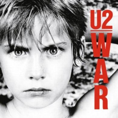 U2 LP - War (Vinyl)