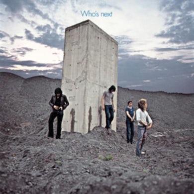 The Who LP - Who's Next (Vinyl)