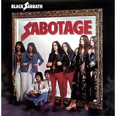 Black Sabbath LP - Sabotage (Vinyl)