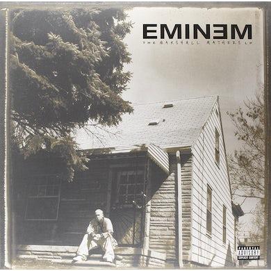 Eminem LP - The Marshall Mathers LP (Vinyl)