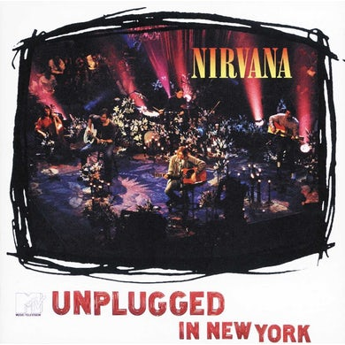 Nirvana LP - Unplugged In New York (Vinyl)