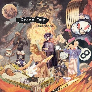 Green Day  LP - Insomniac (Vinyl)