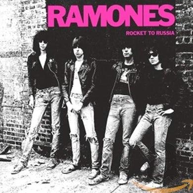 Ramones   LP - Rocket To Russia (Remastered) (Vinyl)