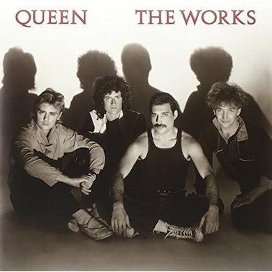 Queen   LP - The Works (Vinyl)