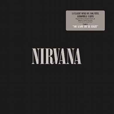 Nirvana   LP - Nirvana (Vinyl)