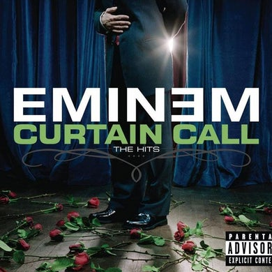 Eminem LP - Curtain Call The Hits (Vinyl)