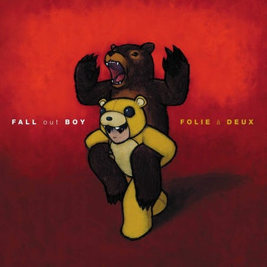 Fall Out Boy   LP - Folie A Deux (Vinyl)