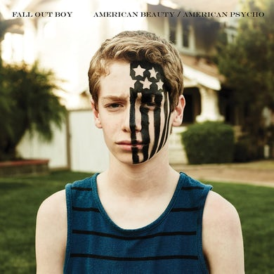 Fall Out Boy   LP - American Beauty/American Psycho (Vinyl)