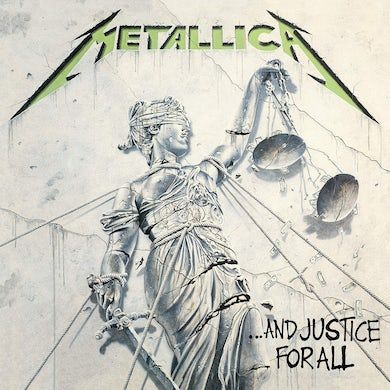 Metallica   LP - And Justice For All (Remastered Edition) (Vinyl)