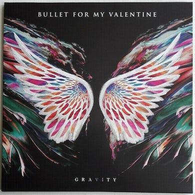 Bullet For My Valentine LP - Gravity (Green/Clear/Black Vinyl)